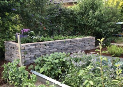 Haus Gartengestaltung